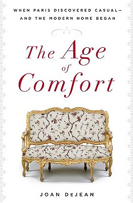 The Age of Comfort Cover