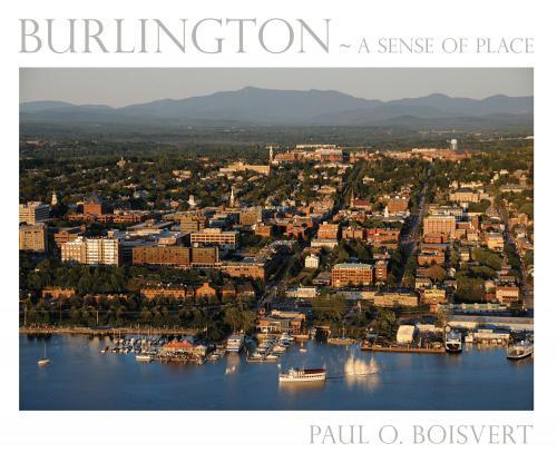 Burlington: A Sense of Place Cover Image