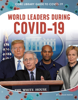 World Leaders During Covid-19 Cover Image