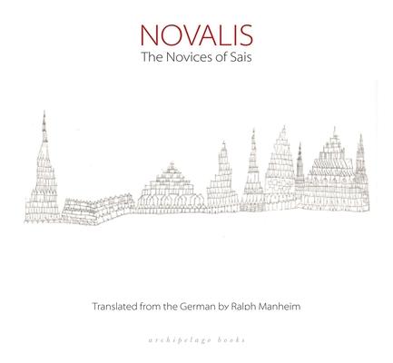 Cover for The Novices of Sais