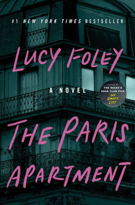 The Paris Apartment: A Novel Cover Image