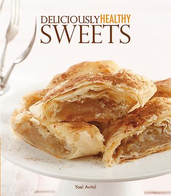 Deliciously Healthy Sweets Cover