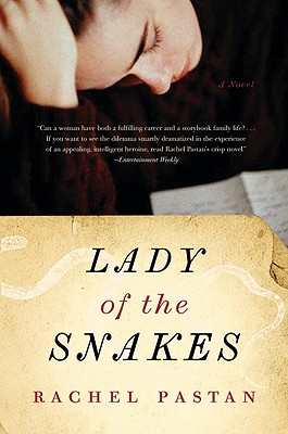 Lady of the Snakes Cover Image