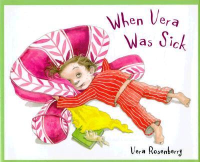 Cover for When Vera Was Sick