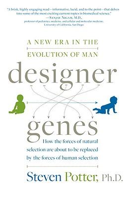 Designer Genes Cover
