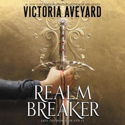 Realm Breaker Lib/E Cover Image