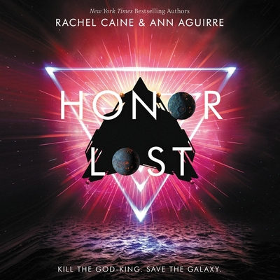 Honor Lost Cover Image