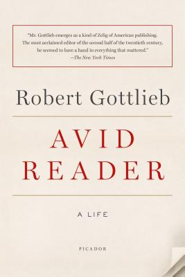 Avid Reader: A Life Cover Image