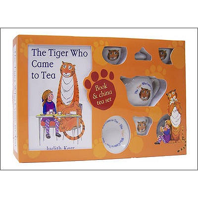 The Tiger Who Came to Tea Cover Image