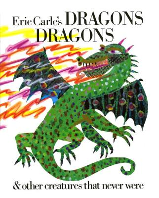 Eric Carle's Dragons, Dragons Cover