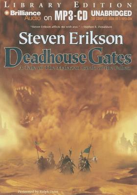 Cover for Deadhouse Gates