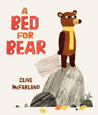 Cover for A Bed for Bear