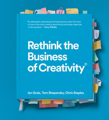 Rethink the Business of Creativity Cover Image