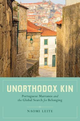 Cover for Unorthodox Kin