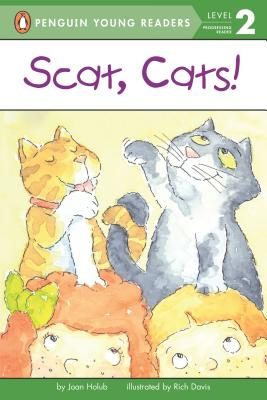 Scat, Cats! Cover