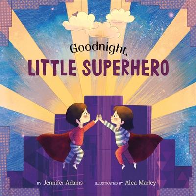 Goodnight, Little Superhero Cover Image