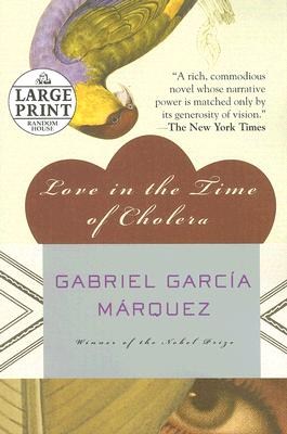 Love in the Time of Cholera Cover Image