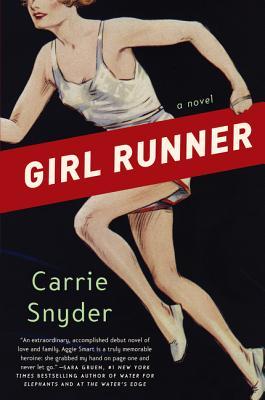 Girl Runner: A Novel cover