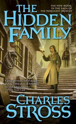 The Hidden Family: Book Two of Merchant Princes Cover Image
