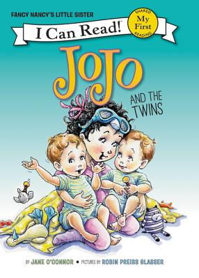 Fancy Nancy: JoJo and the Twins (My First I Can Read) Cover Image