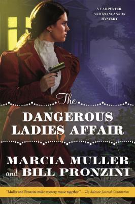 Cover for The Dangerous Ladies Affair