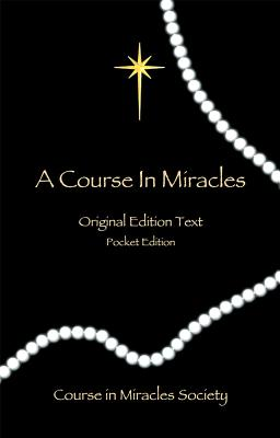 A Course in Miracles - Original Edition Text Cover Image