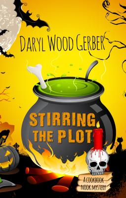 Stirring the Plot: A Cookbook Nook Mystery Cover Image