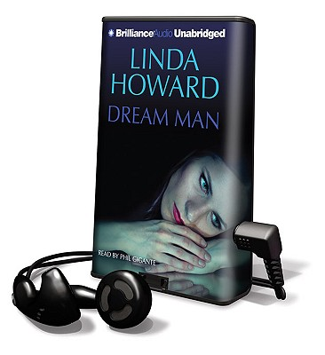 Dream Man [With Earbuds] (Playaway Adult Fiction) Cover Image