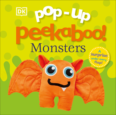 Pop Up Peekaboo! Monsters (Pop-Up Peekaboo!)