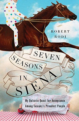 Seven Seasons in Siena Cover