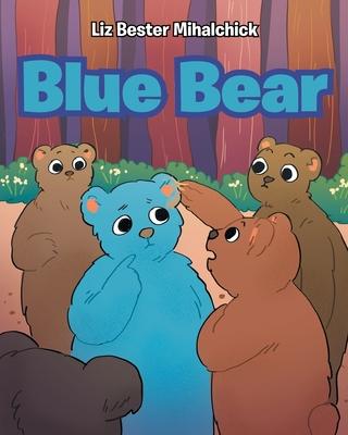 Blue Bear Cover Image
