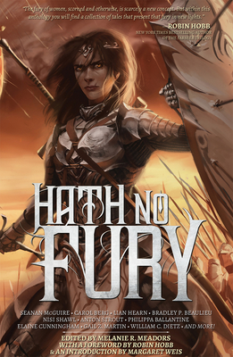 Cover for Hath No Fury (An Outland Entertainment Anthology)