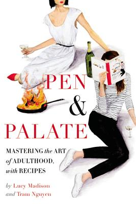 Pen & Palate Cover