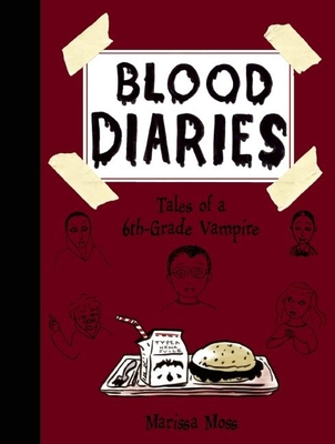 Blood Diaries Cover