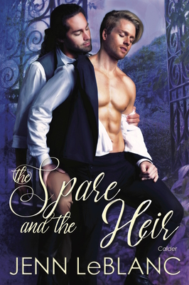 The Spare and the Heir: Calder (Lords of Time #5) Cover Image