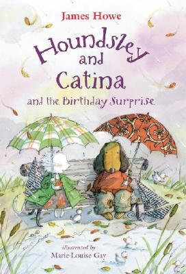 Houndsley and Catina and the Birthday Surprise Cover
