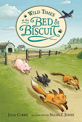 Wild Times at the Bed and Biscuit Cover Image