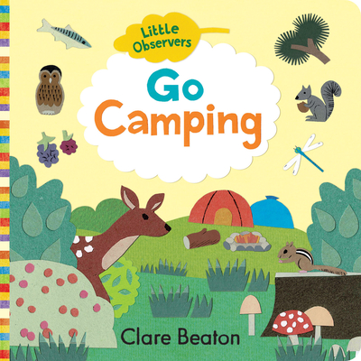 Little Observers: Go Camping Cover Image