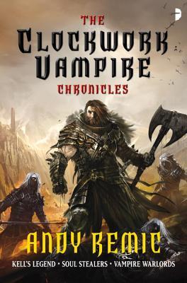 The Clockwork Vampire Chronicles Cover