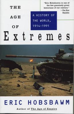 The Age of Extremes Cover