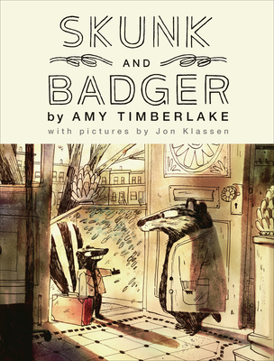Skunk and Badger (Skunk and Badger 1) Cover Image