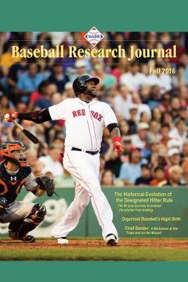 Baseball Research Journal (BRJ), Volume 45 #2 Cover Image