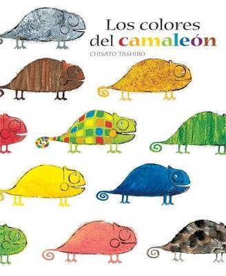 Los Colores del Camaleon Cover Image