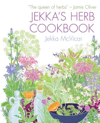 Jekka's Herb Cookbook Cover Image