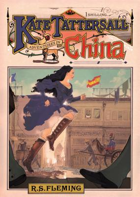 Kate Tattersall Adventure in China Cover Image
