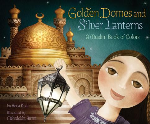 Cover for Golden Domes and Silver Lanterns