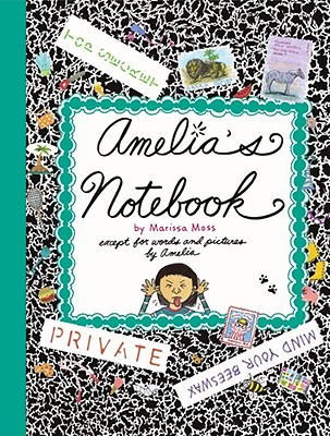 Amelia's Notebook Cover