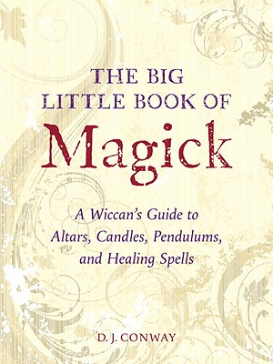 The Big Little Book of Magick Cover