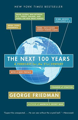 The Next 100 Years Cover