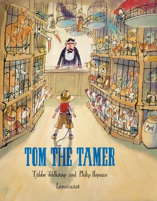 Tom the Tamer Cover
